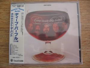 Come Taste The Band     (Original Japan-Import-CD)    (selten)