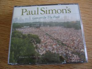 Paul Simon's Concert In The Park     (Sammlungsauflösung)