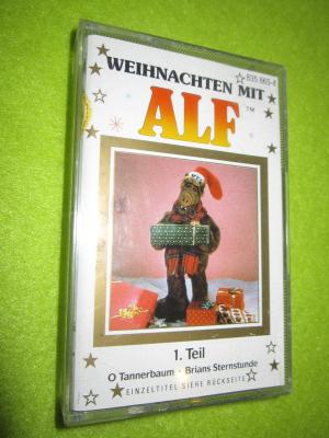 Hörbuch Weihnachten.Weihnachten Mit Alf 1 Teil O Tannerbaum Brians Sternstunde