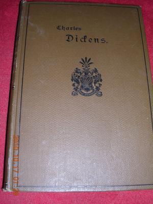 David Copperfield, Deutsch von A.Scheibe Band 1 (von 4) aus: Charles Dicken's ausgewählte Romane, Band I