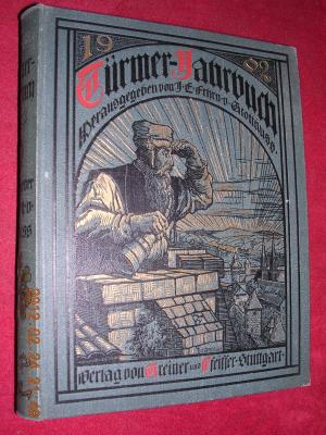 Türmer-Jahrbuch 1902 - Monatsschrift für Gemüt und Geist