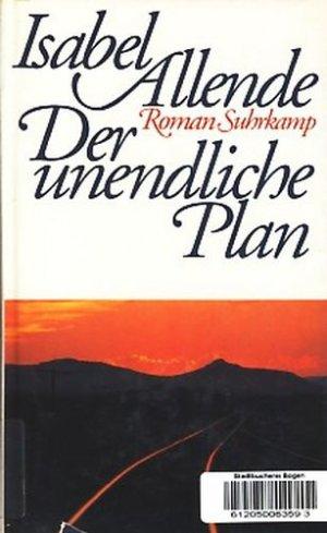 Der unendliche Plan : Roman  .