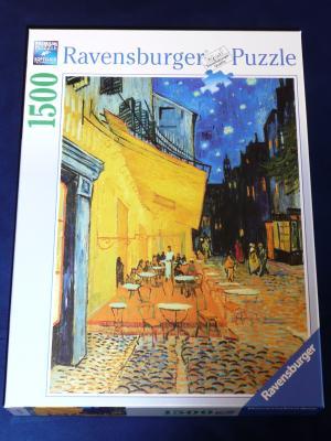Puzzle Vincent Van Gogh Cafe Terrasse Am Abend 1888 1500