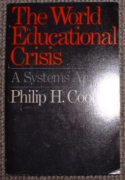 The world Educational Crisis - A Systems Analysis