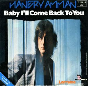 Baby I'll come back to you (Promo)