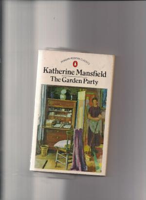 The Garden Party Katherine Mansfield Buch Gebraucht Kaufen A01hveub01zz1