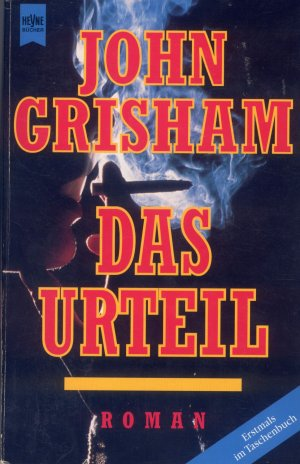 Bildtext: Das Urteil von Grisham, John