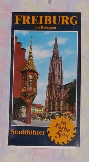 Freiburg im Breisgau Stadtführer