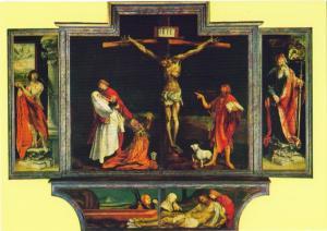 Kreuzigung und Grablegung