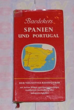 Baedekers Autoreiseführer Spanien und Portugal - der vielseitige Reiseführer - mit Karten, Bildern und Tourenvorschlägen - Ausführliche Beschreibung aller Sehenswürdigkeiten
