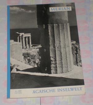 Merian 11 XIV 1961 - Ägäische Inselwelt