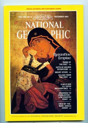 National Geographic - December 1983 - Byzantine Empire