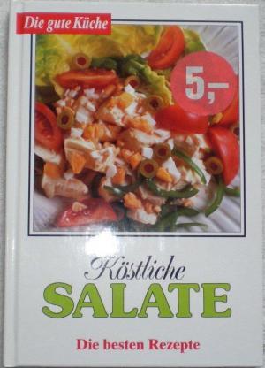k stliche salate die besten rezepte b cher gebraucht antiquarisch neu kaufen. Black Bedroom Furniture Sets. Home Design Ideas