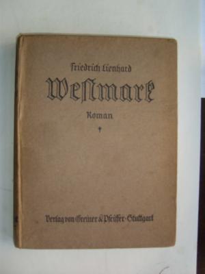 Westmark - Roman aus dem gegenwärtigen Elsaß