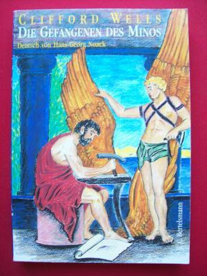 Die Gefangenen des Minos (Ab 10 J.). (Tb)