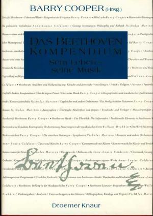 Das Beethoven Kompendium / Sein Leben - seine Musik