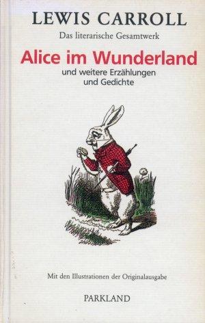 Bildtext: Lewis Carroll - Das gesamte literarische Werk Buch II von Lewis Carroll