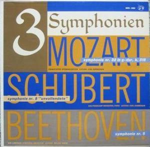 3 Symphonien