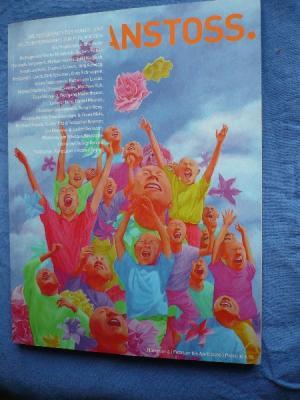 Anstoss 4. Die Zeitschrift des Kunst- und Kulturprogramms zur FIFA WM 2006, zweisprachig engl/deutsch