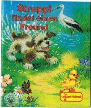 """Struppi findet einen Freund """"M&MBücher"""""""