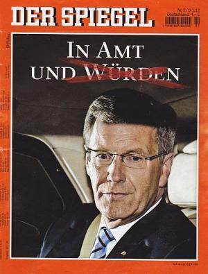 Der Spiegel Nr. 2 - 9.1.2012