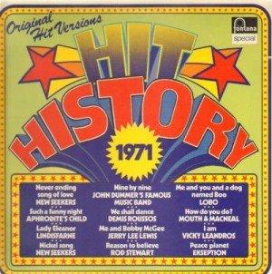 Hit History 1971