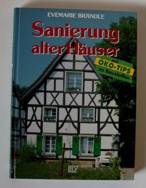 Sanierung alter Häuser.