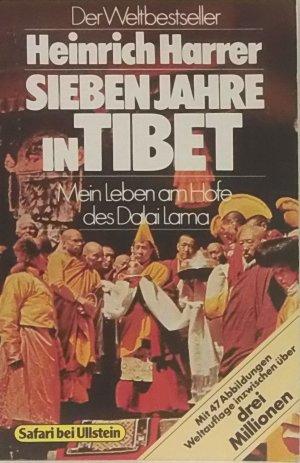 Sieben jahre in tibet harrer