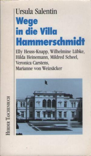 Wege in die Villa Hammerschmidt