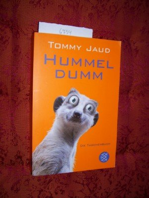 """""""Hummeldumm - Das Roman"""" (Tommy Jaud) – Buch gebraucht ..."""