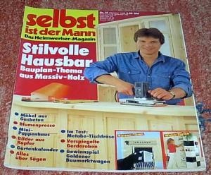 Selbst Ist Der Mann Das Heimwerker Magazin Nr Zeitschrift Heft