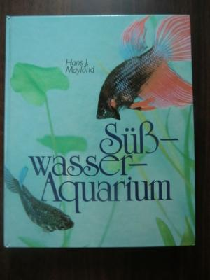 s wasser aquarium mayland hans j buch gebraucht kaufen a01lo02o01zzr. Black Bedroom Furniture Sets. Home Design Ideas
