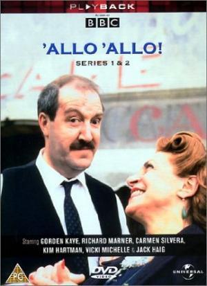 Allo 'Allo Series 1 & 2 (1984) - Engl.OF