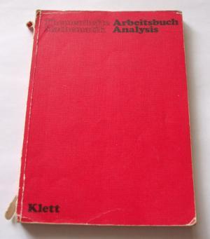 Arbeitsbuch Analysis