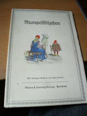 Märchen der Brüder Grimm und Wilhelm Hauffs in Einzelausgaben / Rumpelstilzchen