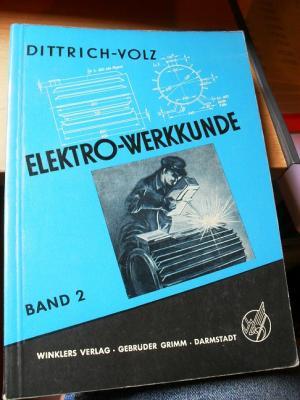 Elektro Werkkunde Band 2 B Cher Gebraucht