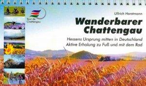 Bildtext: Wanderbarer Chattengau von Ullrich Horstmann