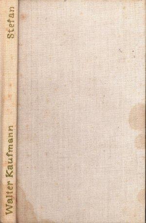 Bildtext: Stefan - Mosaik einer Kindheit von Walter Kaufmann