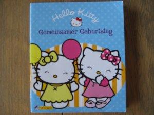 Hello Kitty - Gemeinsamer Geburtstag