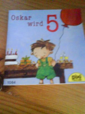 Oskar wird 5