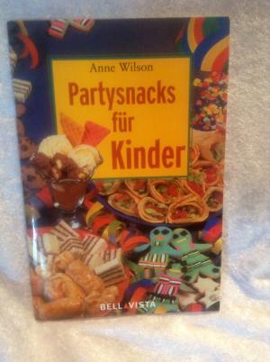 Partysnacks Fur Kinder Buch Gebraucht Kaufen A01jadze01zzt
