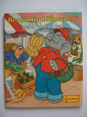 Benjamin Blümchen geht einkaufen Nr. 27
