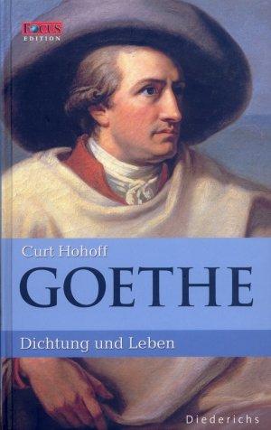 Bildtext: Goethe - Dichtung und Leben von Hohoff, Curt
