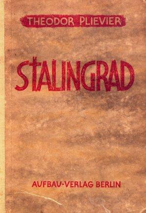Bildtext: Stalingrad von Plievier, Theodor