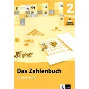Das Zahlenbuch - Ausgabe für Baden-Württemberg / Arbeitsheft mit CD-ROM 2. Schuljahr