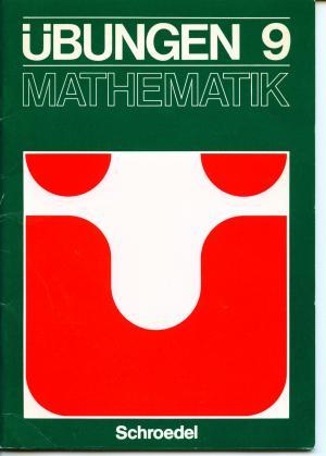 Übungen Mathematik 9, Lösungsheft - vielzahl von Autoren