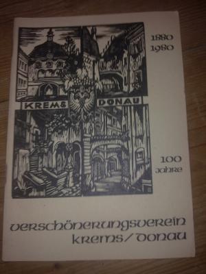 100 Jahre Verschönerungsverein Krems/Donau (1980)