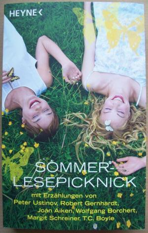 Sommer-Lesepicknick