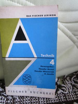 fischer lexikon technik 4