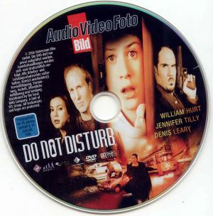 """do not disturb"" audio video foto BILD"